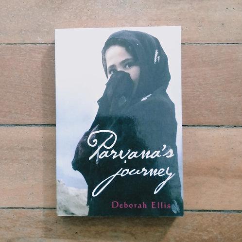 Parvana's Journey (The Breadwinner #2) by Deborah Ellis (soft cover, good cond)