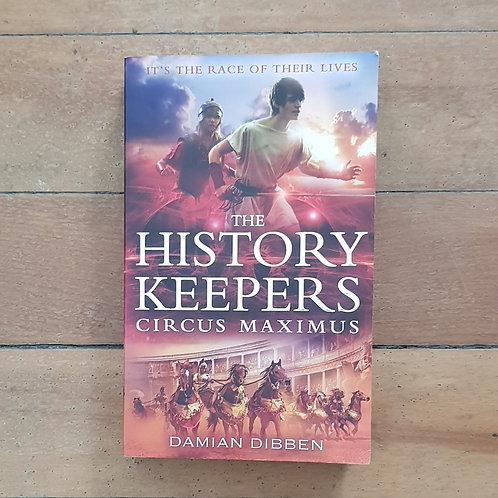 The History Keepers #2 by Damian Dibben (soft cover, good condition)