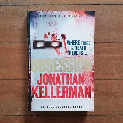 Obsession (Alex Delaware #21) by Jonathan Kellerman (soft cov, good cond)