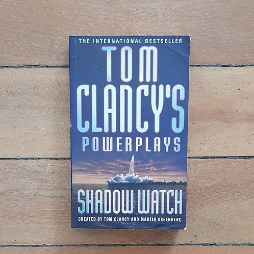 Shadow Watch by Tom Clancy (Soft Cover, Good Condition)