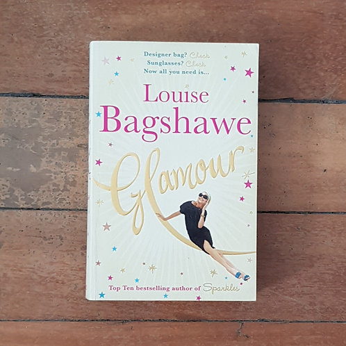 Glamour by Louise Bradshawe (soft cover, good condition)