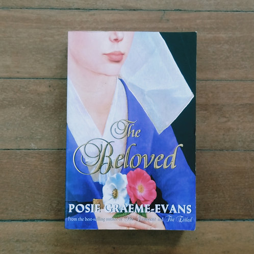 The Beloved (War of the Roses #3) by Posie Graeme-Evans (soft, good)