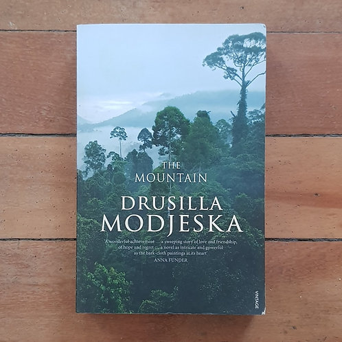 The Mountain by Drusilla Modjeska (soft cover, good condition)