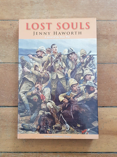 Lost Souls by Jenny Haworth (soft cover, good condition)