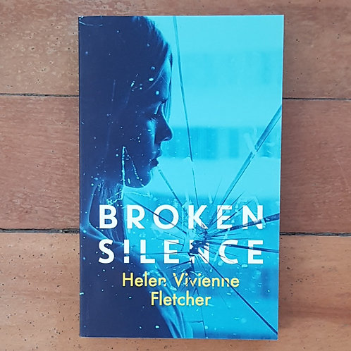 Broken Silence by Helen Vivienne Fletcher (soft cover, good condition)