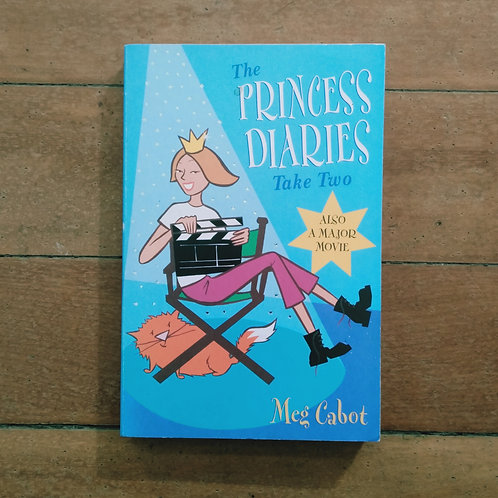 Take Two (The Princess Diaries #2) by Meg Cabot (soft cover, good condition)
