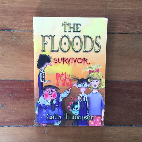 The Floods #4 Survivor by Colin Thompson (soft cover,fair condition)