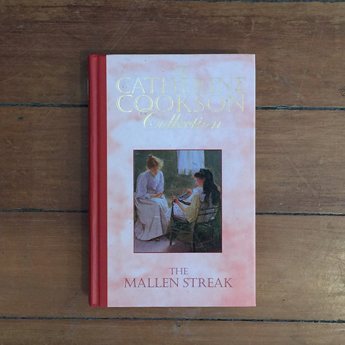 The Mallen Streak by Catherine Cookson (soft cover, good condition)