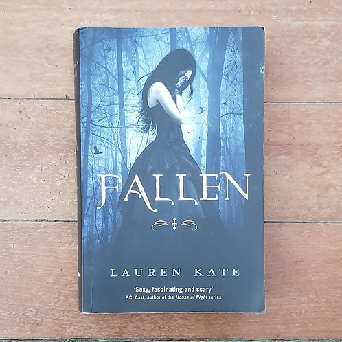 Passion (Fallen #3) by Lauren Kate (soft cover, good condition)