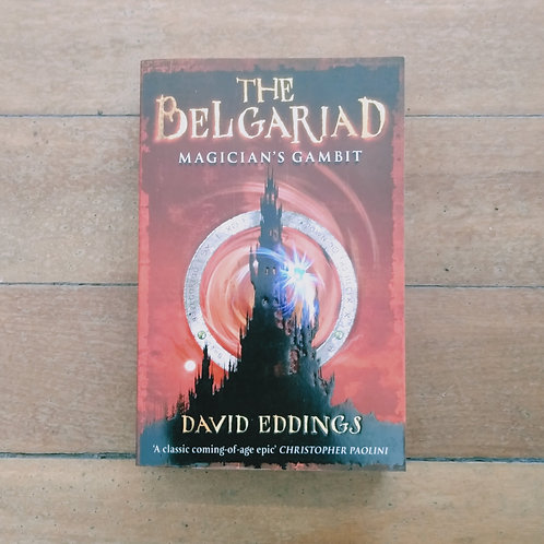 Magician's Gambit (The Belgariad #3) by David Eddings (soft cov. good con)