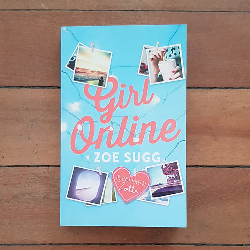 Girl Online by Zoe Sugg (soft cover, good condition)