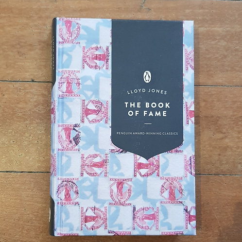 The Book Of Fame by Lloyd Jones (hard cover, great condition)