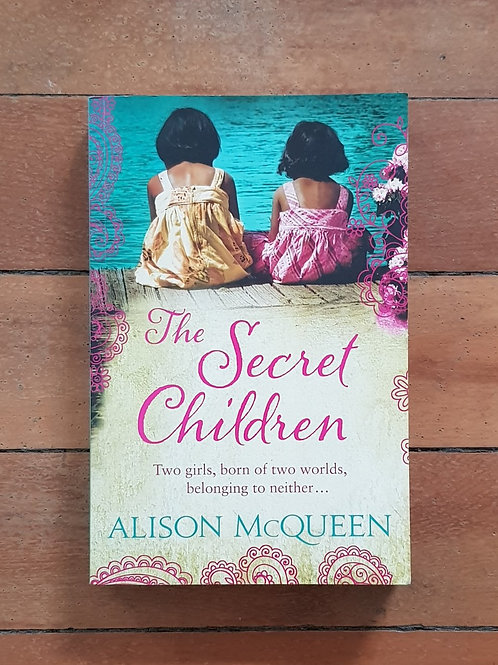 The Secret Children by Alison McQueen (soft cover, very good condition)