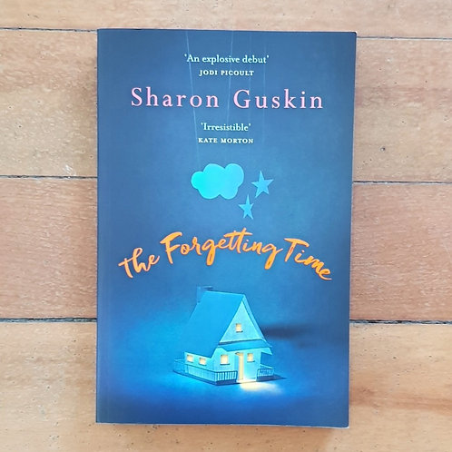 The Forgetting Time by Sharon Guskin (soft cover, good condition)