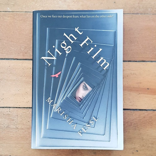 Night Film by Marisha Pessl (soft cover, good condition)
