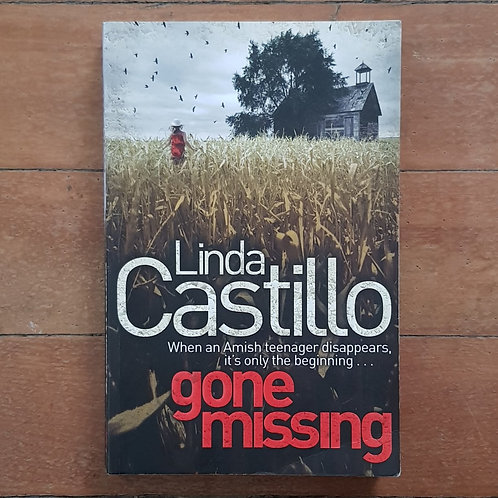 Gone Missing by Linda Castillo (soft cover, good condition)