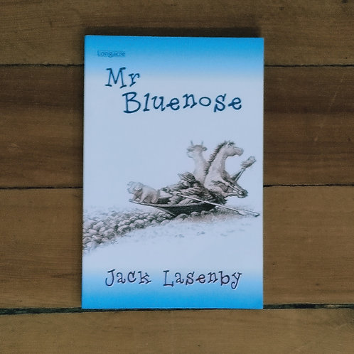 Mr Bluenose by Jack Lasenby (soft cover, good condition)