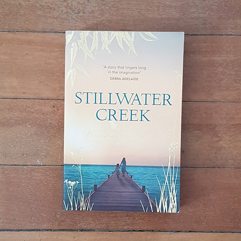 Stillwater Creek by Alison Booth (soft cover, good condition)