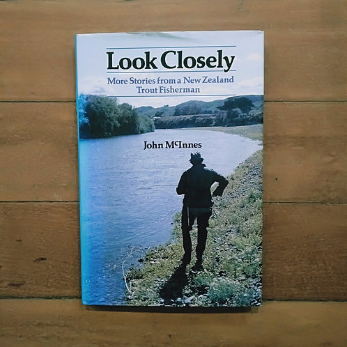 Look Closely by John McInnes (hard cover, good condition)