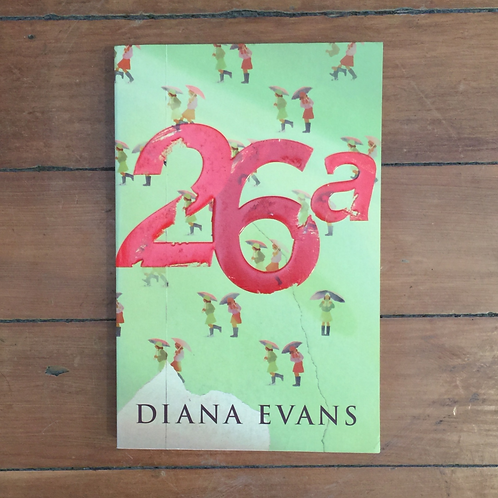 26a by Diana Evans (soft cover, good condition)