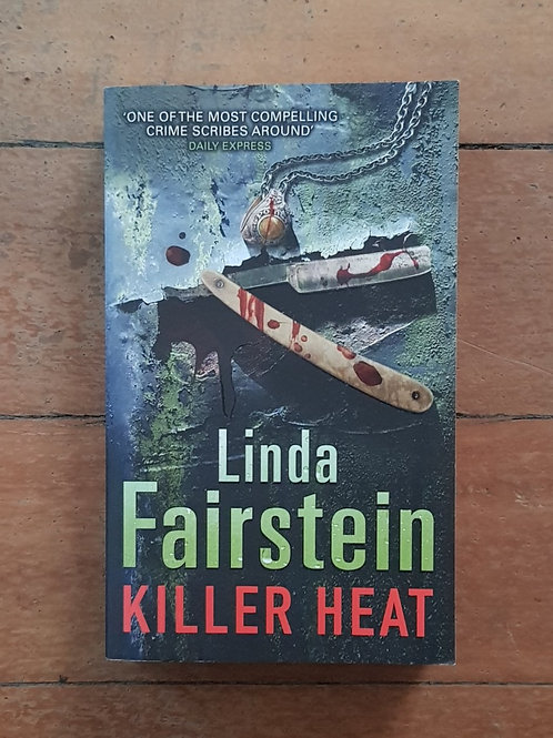 Killer Heat by Linda Fairstein (soft cover, good condition)