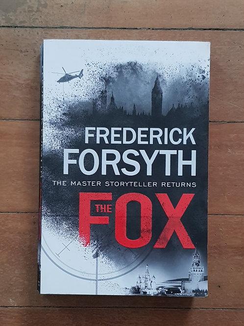 The Fox by Frederick Forsyth (soft cover, v. good condition)