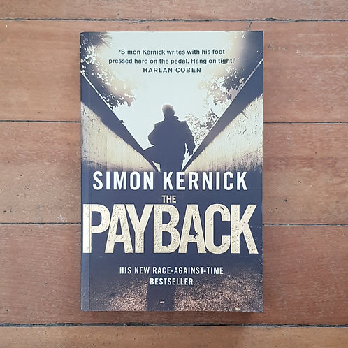 The Payback (Dennis Milne #3) by Simon Kernick (soft cover, v.good condition)