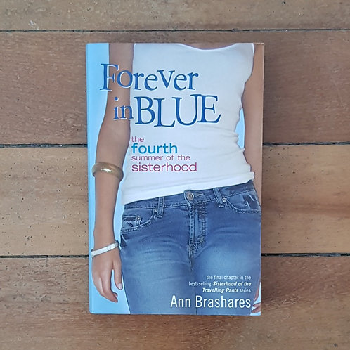 Forever in Blue the fourth summer of the sisterhood (SC, GC)