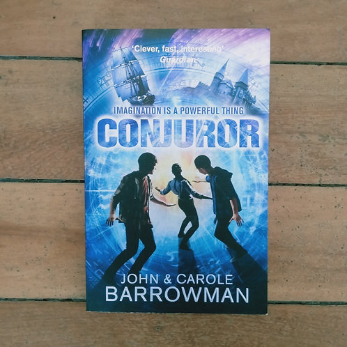 Conjuror by John & Carol Barrowman (soft cover, good condition)