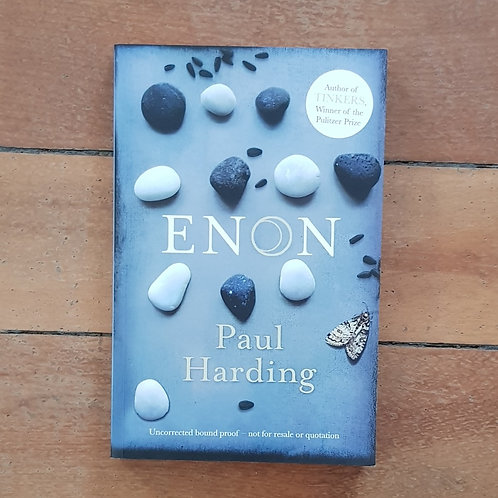 Enon by Paul Harding (soft cover, good condition)