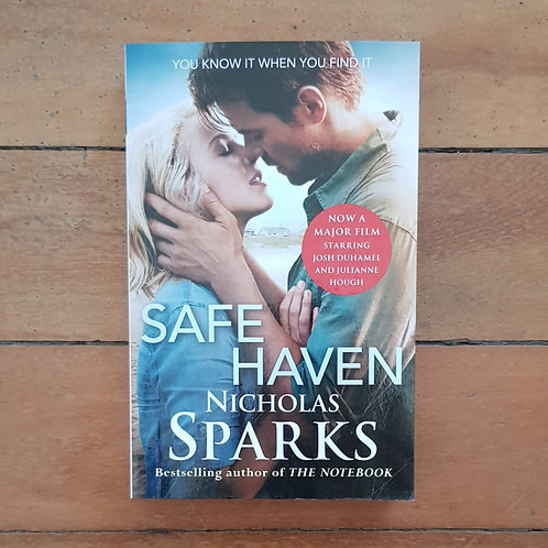Safe Haven by Nicholas Sparks (soft cover, good condition)