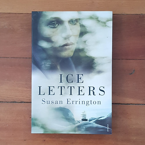 Ice Letters by Susan Errington (soft cover, very good condition)