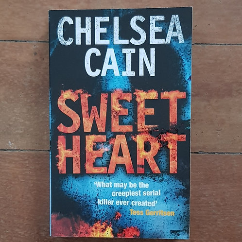 Sweetheart by Chelsea Cain (soft cover, good condition)