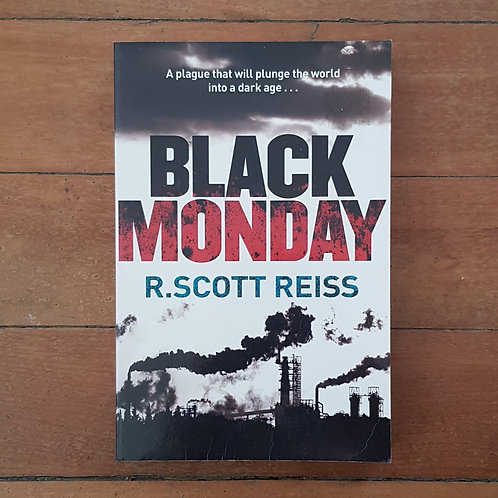 Black Monday by R Scitt Reiss (soft cover, good condition)
