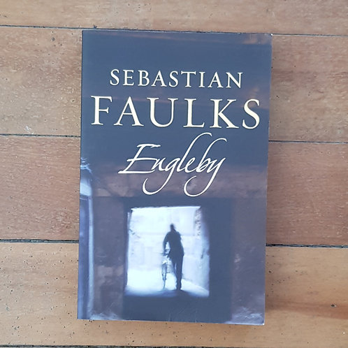 Engleby by Sebastian Faulks (soft cover, good condition)