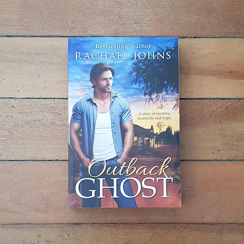 Outback Ghost by Rachael Johns (soft cover, good condition)