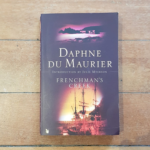 Frenchman's Creek by Daphne Du Maurier (soft cover, good condition)