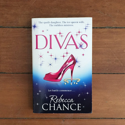 Divas by Rebecca Chance (soft cover, good condition)