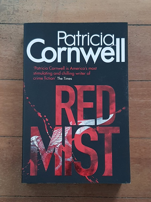 Read Mist by Patricia Cornwell (soft cover, v. good condition)