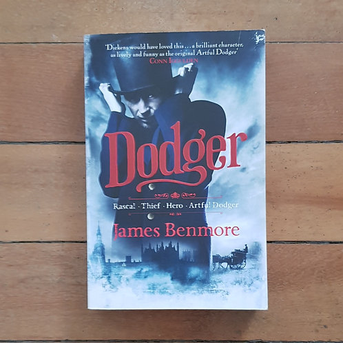 Dodger by James Benmore (soft cover, good condition)