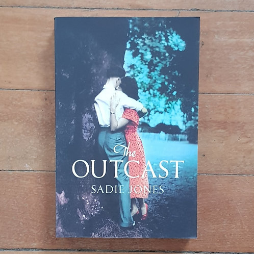 The Outcast by Sadie Jones (soft cover, good condition)