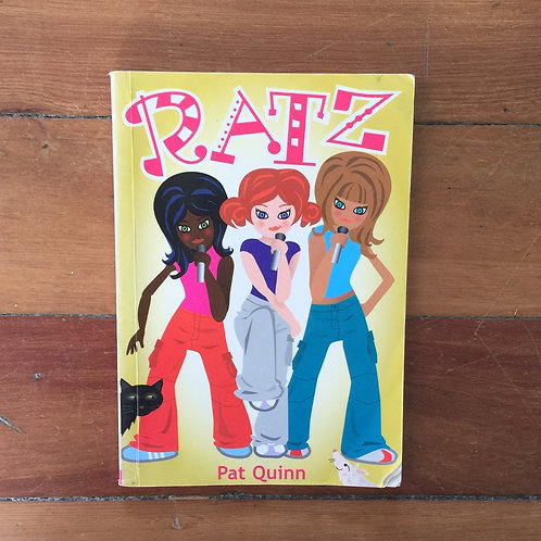 Ratz by Pat Quinn (soft cover, good condition)