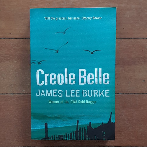Creole Belle by James Lee Burke (soft cover, good condition)