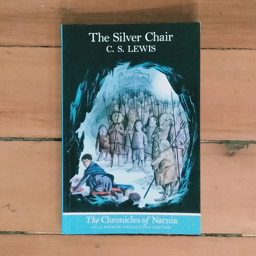 The Silver Chair (The Chronicles of Narnia ) by C.S. Lewis (soft, good)