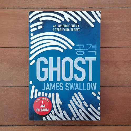 Ghost by James Swallow (softcover, v.good condition)