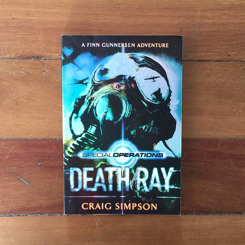 Special Operations Death Ray by Craig Simpson (sc, gc)