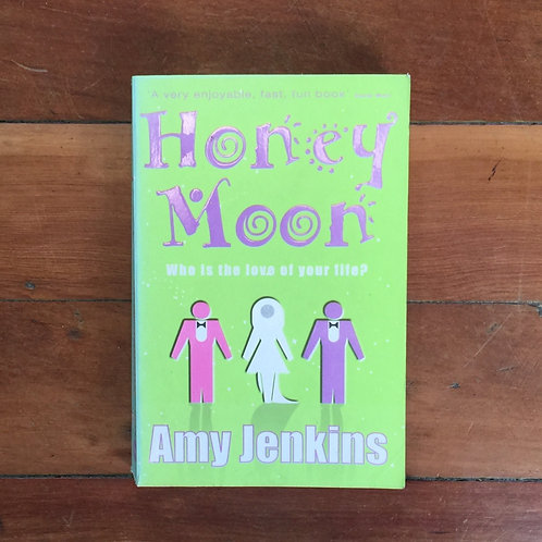 Honey Moon Who is the Love of Your Life? by Amy Jenkins (sc,gc)