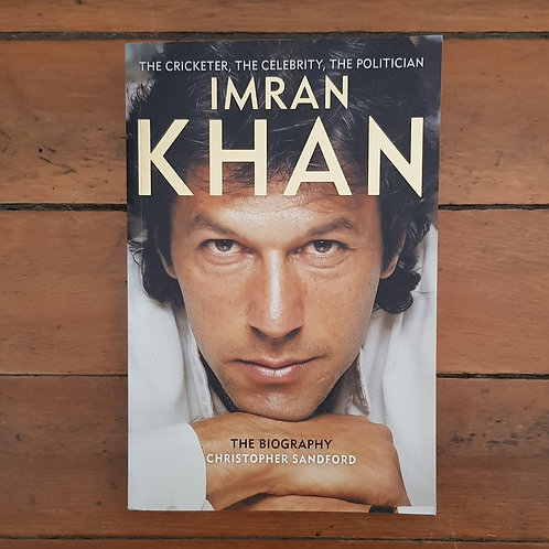 Imran Khan by Christopher Sandford (soft cover v.good condition)