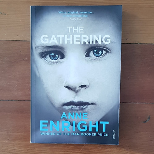 The Gathering by Anne Enright (soft cover, good condition)