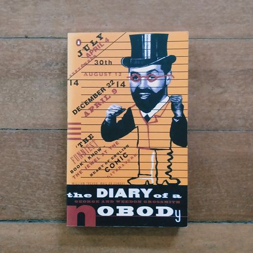 The Diary of a Nobody by George Grossmith (soft cover, good condition)